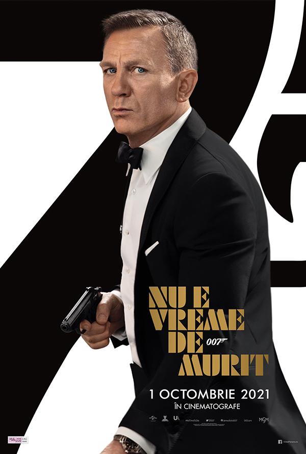 Film Nu e vreme de murit 3D la Arena Mall Bacau in data de 19-10-2021