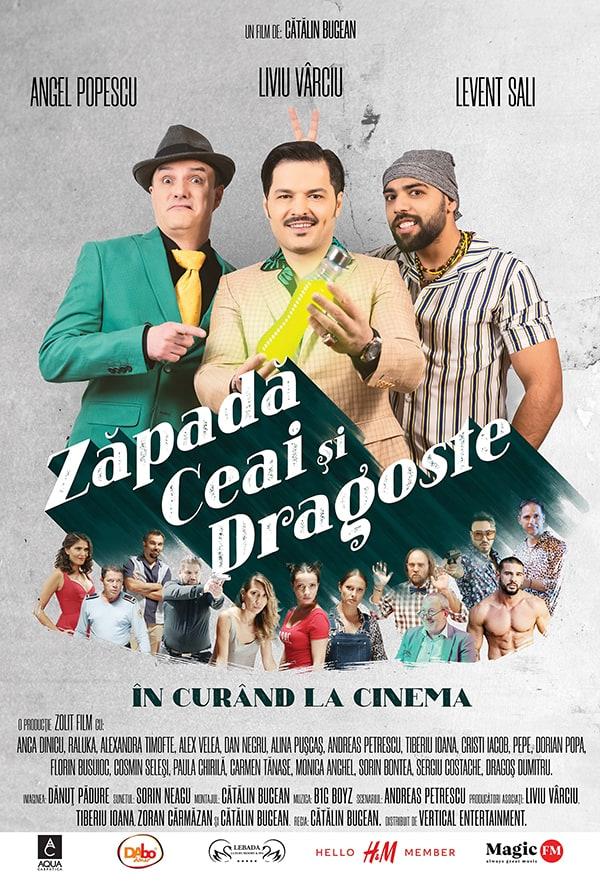 Film Zapada, ceai si dragoste 2D la Arena Mall Bacau in data de 19-10-2021