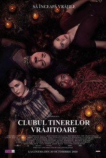 Clubul Tinerelor Vrajitoare poster