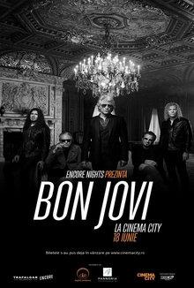 Encore Nights prezintă: Bon Jovi poster