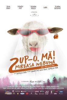 Pup-o, ma! 2: Mireasa nebuna poster