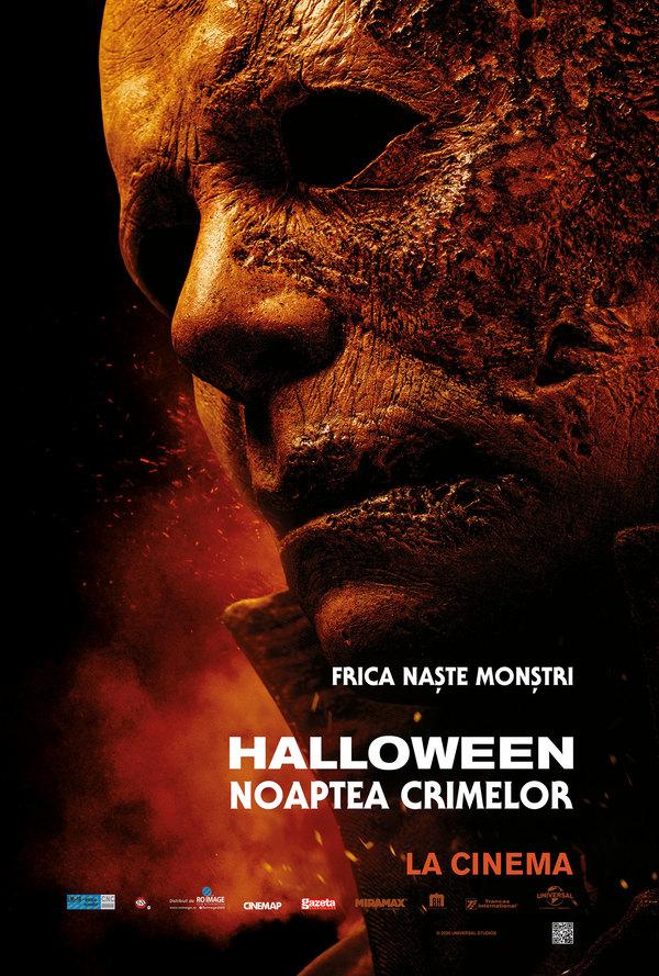 Film Halloween: Noaptea Crimelor 2D la Arena Mall Bacau in data de 19-10-2021