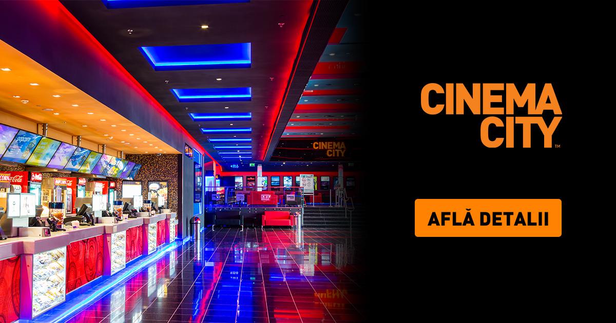 FILME CINEMA CITY CLUJ POLUS